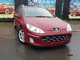 Photo Peugeot 407 2.0 hdi, ct ok, demande...