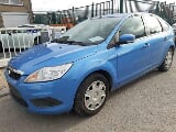 Photo Ford Focus occasion Bleu 74534 Km 2008 3.950 eur