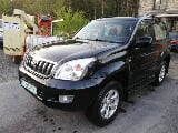 Photo Toyota land cruiser 3.0D4D 160cv utilitaire en...