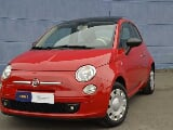 Photo Fiat 500 1.2i Lounge, Citadine, Essence,...