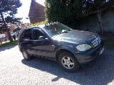 Photo Mercedes ml