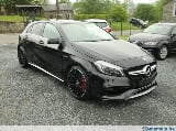 Photo Mercedes a 45 amg pack performance