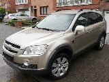 Photo Chevrolet captiva 2.0 diesel /4x4...