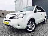 Photo Renault Koleos occasion Blanc 139000 Km 2011...