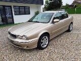 Photo Used Jaguar X-Type 2.1i*boite...
