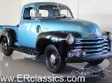 Photo Chevrolet 3100 Pick-up 1953 split window