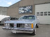 Photo Oldsmobile Delta 88 occasion Bleu 43256 Km 1979...