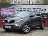 Photo Kia sportage 1.7 crdi 2wd world edition neuf...