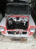 Photo Austin mini a restaurer