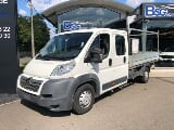 Photo Used Peugeot Boxer pick up//double...