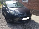 Photo Ford Fiesta 1.4 TDCi Trend