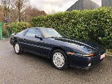 Photo Toyota supra turbo. Old timer-targa