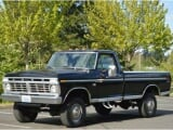 Photo FORD F 250 Essence 1973