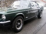 Photo Ford Mustang Fastback (1967)
