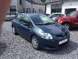 Photo Toyota Auris occasion Bleu 150000 Km 2008 4.800...