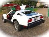 Photo De lorean essence 1975