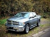 Photo Dodge Ram 5.7L Laramie Lpg utilitaire