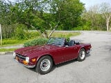 Photo Triumph TR6 1969