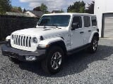 Photo Jeep Wrangler occasion 460 Km 54.100 eur