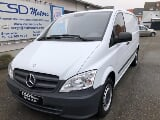 Photo Mercedes-Benz Vito 110 CDI 37.568km servicebook...