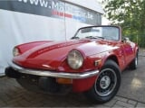 Photo TRIUMPH Spitfire Essence 1977