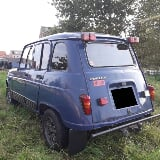 Photo Renault R4 4x4 Sinpar