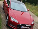 Photo TESLA S Electrique 2014