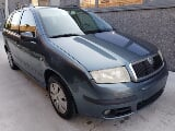 Photo Skoda Fabia 1.4 TDi Ambiente airco, Break,...