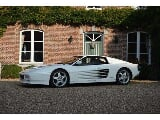 Photo Ferrari 512 occasion Blanc 31000 Km 1994...
