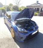 Photo Ford focus rs