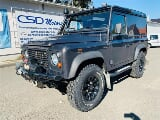 Photo Land Rover Defender 2.2 Turbo - 122PS WARNWINCH...