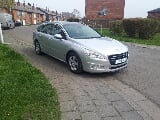 Photo Peugeot 508 occasion Gris 148000 Km 2012 7.950 eur