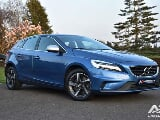 Photo Volvo V40 occasion Bleu 37756 Km 2017 18.000 eur