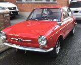 Photo Fiat 850 coupé
