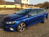 Photo Megane Estate GT 1.6 dCi 165ch bleu Iron
