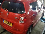 Photo Suzuki Alto occasion Rouge 70000 Km 2011 1.400 eur