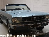 Photo Ford Mustang Cabriolet 1965 Top condition