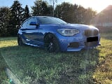Photo BMW 116i ///m-sport - 4 cylindres