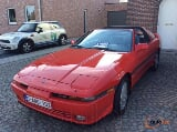Photo Toyota 3.0 targa turbo mk3 van 1989
