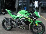 Photo Kawasaki ninja 125 green deals extra 500€...