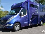 Photo Renault Master occasion Bleu 2000 Km 2019...