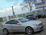 Photo Mercedes-benz c 200 clc (pack sport) gps. Cuir....