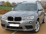 Photo BMW X3 xDrive20d - Pack M, Pano, Full options