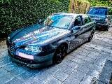 Photo Alfa Roméo 166 gta jtd full carnet complet ct ok!