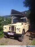 Photo Ancètre Landrover santana 109 long