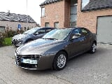 Photo Alfa Romeo 159 occasion Gris 100000 Km 2010...