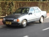 Photo Ford Orion, Citadine, Essence, 1988/6, 0cc, 80CH