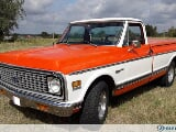Photo Chevrolet C10 Custom 1972 Pick-up V8 5L7