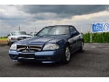 Photo Mercedes-Benz SL 300 24V Manueel sport...