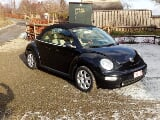 Photo New Beetle 1.9 TDi 100 ch Cabriolet 2005...